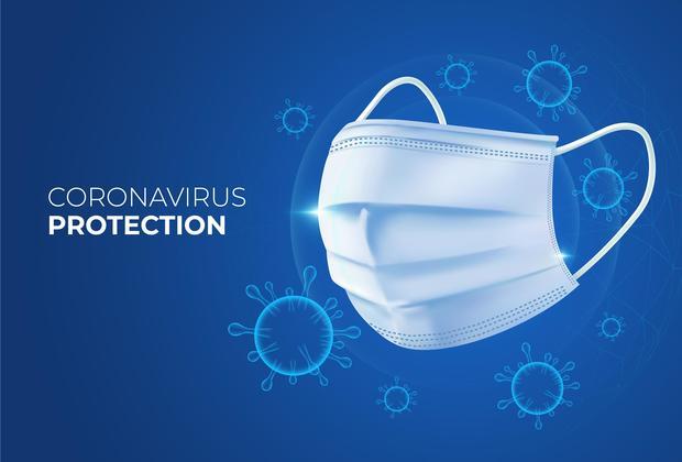 delta corona virus prevention