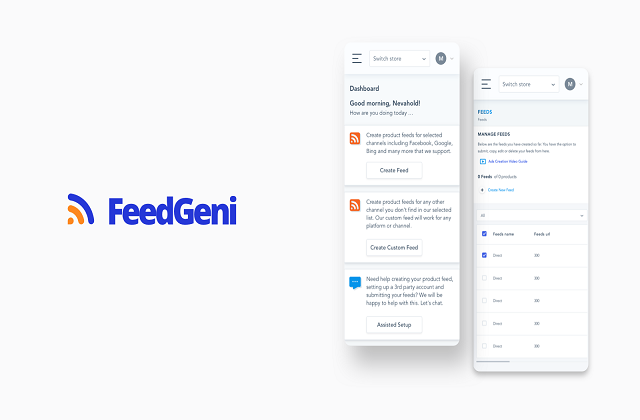 Shopify Product Feed Generator